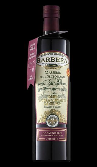 Olivenöl masserie Dell Al` Topiano 750 ml /Barbera