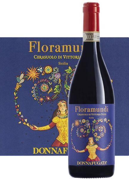 Floramundi Cerasuolo di Vittoria DOCG 0,75l 13% - 2017 / Donnafugata