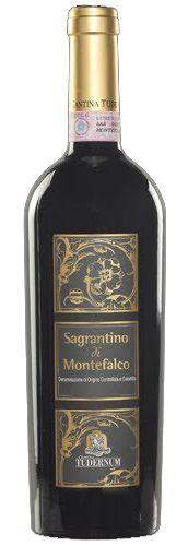 Montefalco Sagrantino IGT 0,75l 16% 2012/ Tudernum