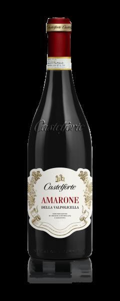 Amarone 0,75 2015 15 % alc. Castelforte / Riondo