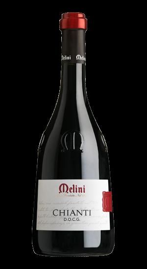 Chianti DOCG 13,5 % 0,75l - 2019 / Melini