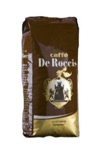 Caffe Intenso 1 kg Beutel ganze Bohnen/ De Roccis