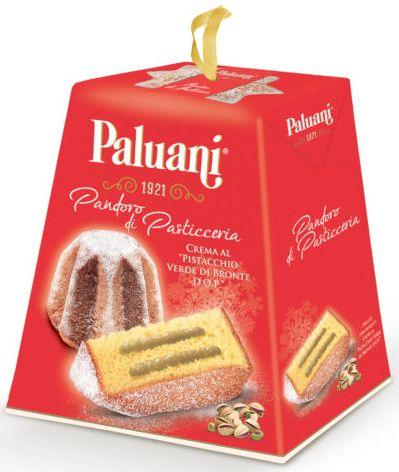 Pandoro Crema al Pistacchio 750g/ Paluani