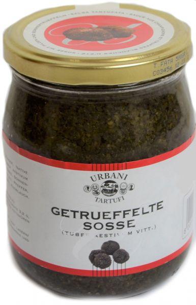 Soße mit Pilzen und Trüffel 180 g/ Urbani