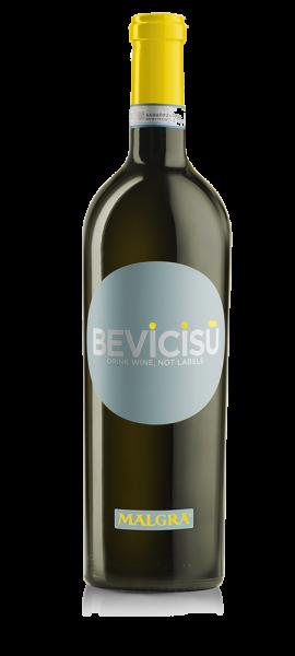 Piemont DOC Chardonnay-Sauvignon Bevicisu 0,75l 13,5% - 2019 / Malgra