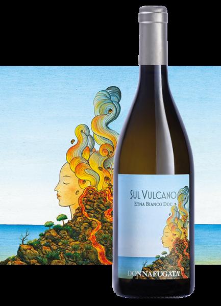 Sul Vulcano Etna Bianco DOC 0,75l 13% / Donnafugata