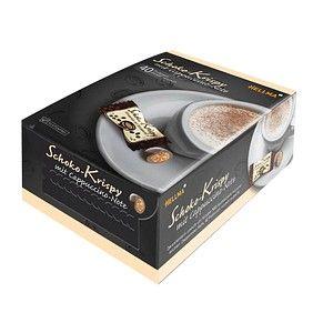 Schoko Krispy 40Stück Pack/Hellma