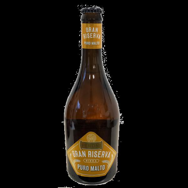 Birra Peroni Bier Gran Riserva Puro Malto 0,5l