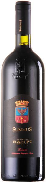 Summus Rosso Toscana IGT 0,75l 14% - 2016 / Banfi