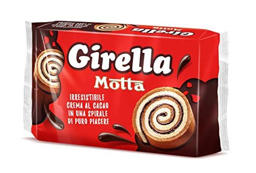 Girella Motta 280 g /Bauli