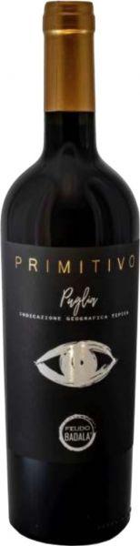 Primitivo Puglia IGT 0,75l 13,5% - 2019 / Feudo Badala