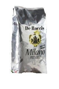 Caffe Milano Prestige 100% Arabica 1 kg Beutel ganze Bohnen/ De Roccis