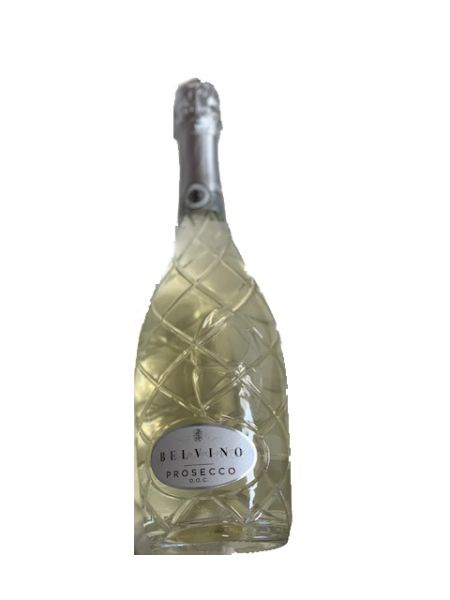 Prosecco Spumante Extra Dry Belvino 0,75l-10,5% /Voga Italia