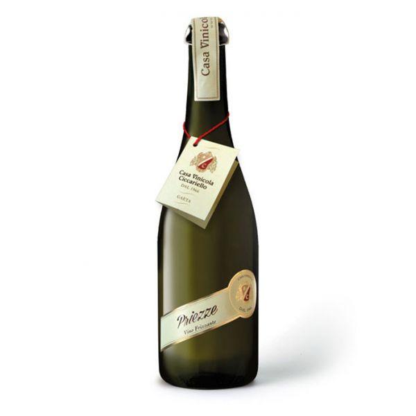 Priezze Vino frizzante 0,75l 11,5%/ Ciccariello | culinaria-shop.com