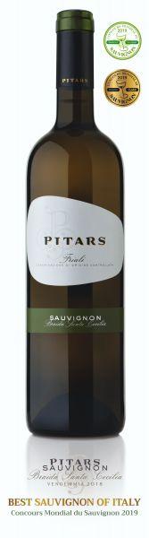 Sauvignon DOC Friuli 0,75l 13% - 2019 / Pitars