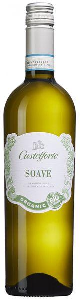 Soave bio 0,75l 12% alc. bio - 2017 / Castelforte