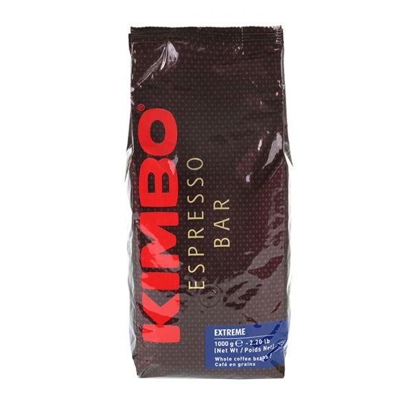 Caffe Espresso Bar Extreme ganze Bohnen 1Kg/Kimbo