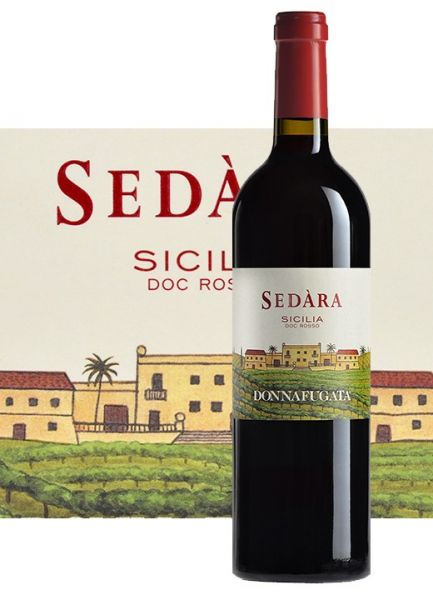 Sedara Sicilia DOC 0,75l 13% - 2016 /Donnafugata