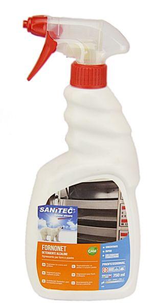 Ofenreiniger Fornonet 750 ml / Sanitec