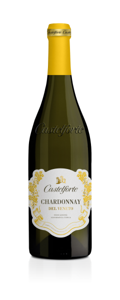 Chardonnay Veneto IGT 0,75l 12,5% - 2019 / Castelforte