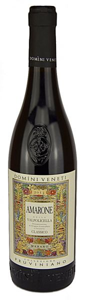 Amarone Della Valpolicella DOCG Classico 0,75l 16% - 2015 / Domini Veneti
