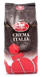 Caffe Bar Italia Espresso Crema Italia 1Kg Bohnen/ Saquella