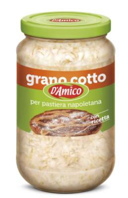 Grano Cotto 580g/DolceAmico