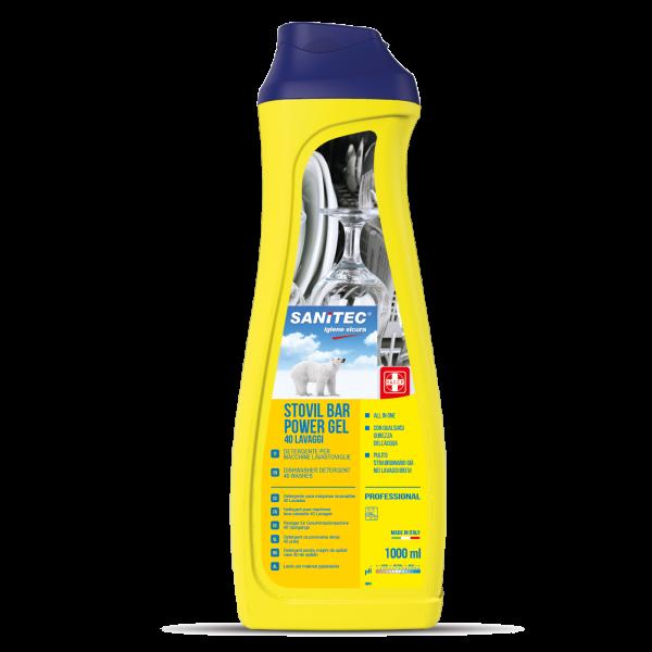 Geschirrspülmaschinenreiniger 1 Liter/ Sanitec