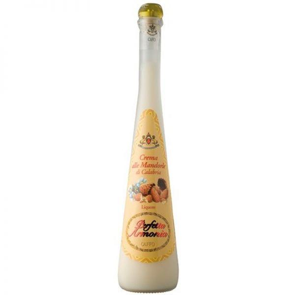 Crema alle Mandorle di Calabria 0,5l 17% / Caffo