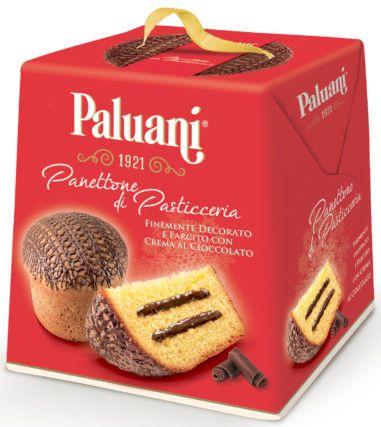Panettone Crema al Cioccolato 750 g /Paluani
