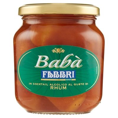 Baba Rhum 400g / Fabbri