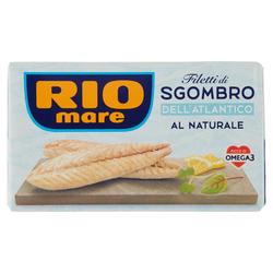 Filetti di Sgombro al Natural Rio Mare 125g