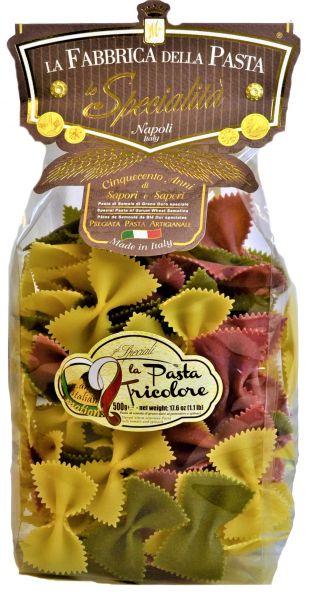 Pasta di Semola Grano Duro Speciale 500g/La Fabbrica della Pasta