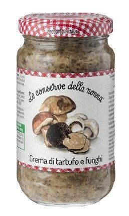Crema di Tartufo e Funghi 190 g