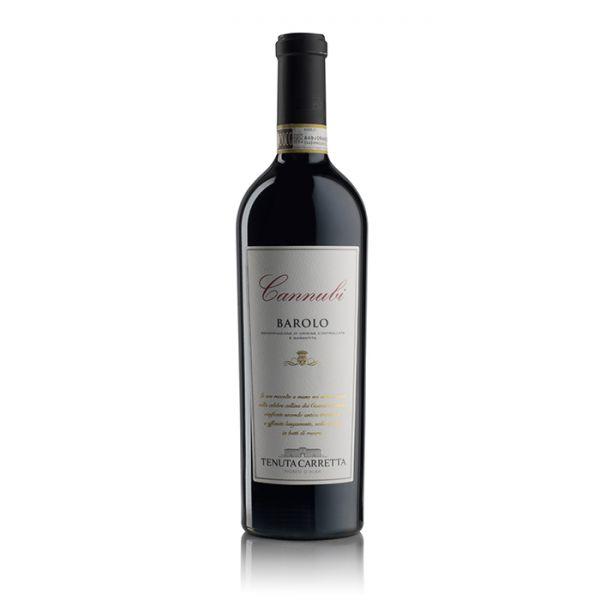 Barolo Cannubi DOCG 0,75l 14% - 2012 / Tenuta Carretta