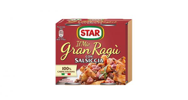 Ragu mit Wurst 2x180g / Star