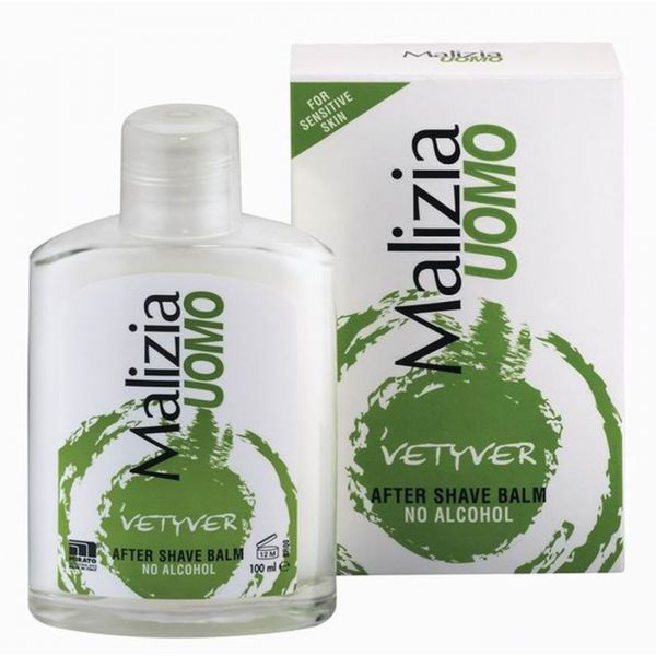 malizia_after_shave_balsam_vetyver_100ml