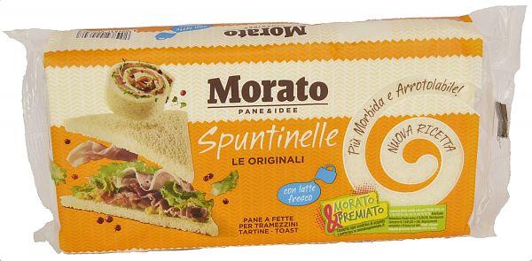 Tramezzini Spuntinelle Classiche 350 g Morato