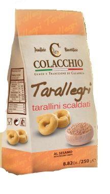 Tarallegri Sesamo 250 g Colacchio