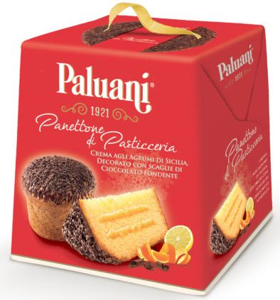 Panettone Crema Agli Agrumi di Sicilia 750 g /Paluani