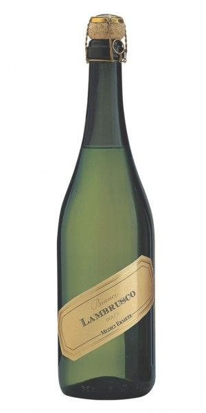 Lambrusco Bianco dolce IGT 0,75l 8%/Medici