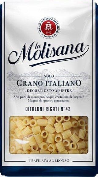 La Molisana 42 Ditaloni Rigati 500 g