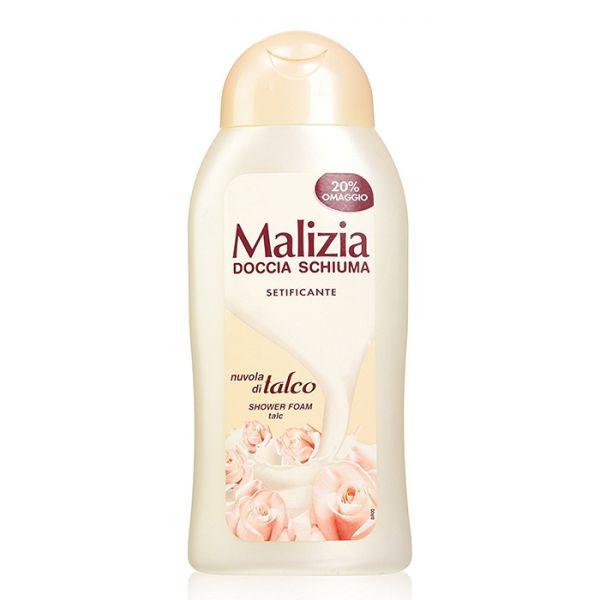 malizia_duschschaum_nuvola_di_talco_300_ml