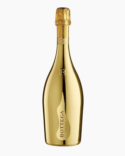 Gold Prosecco DOC Spumante Brut 0,75l 11% / Bottega