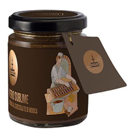 Crema al Cioccolato di Sicilia 180 g/ Fiasconaro