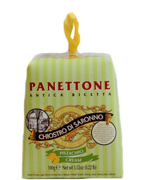 Panettone Pistachio 100g/ Paolo Lazzaroni