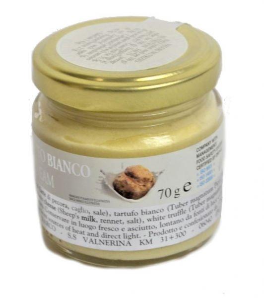 Butterzubereitung mit weisse Trüffeln 70 g/Urbani Tartufi