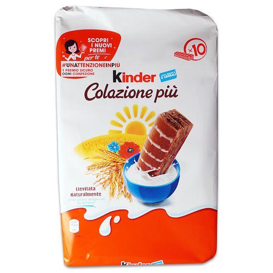 Kinder Colazione piu Ferrero 300g