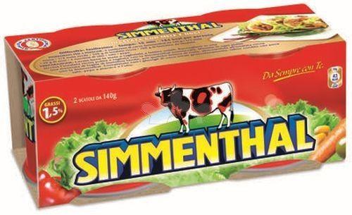 Simmenthal carne 2x140g/Simmenthal