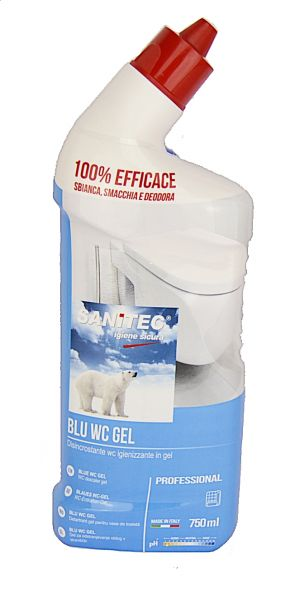 WC Reinigergel 750 ml Sanitec